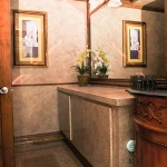 prestige bathroom trailer