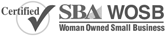 SBA Women Owned Small Business logo